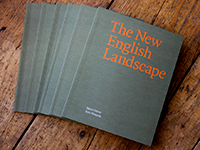 The New English Landscape book cover