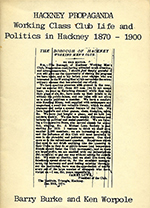 Hackney Propaganda cover