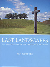 Last Landscapes book cover